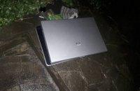 В Днепре «домушник» пытался вынести из частного дома ноутбук и норковые шубы