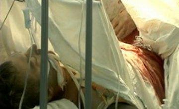Перестрелка в Днепропетровске: инспектор ППС в тяжелом состоянии после операции