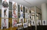 В Днепропетровской ОГА презентовали выставку фото работ о женщинах-участницах боевых действий (ФОТОРЕПОРТАЖ)