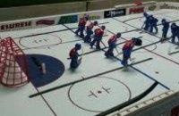 В Днепропетровской области прошел турнир по настольному хоккею (ФОТО)