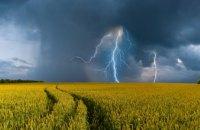 Погода в Днепре 12 июля: жара и грозовые дожди