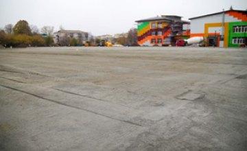 В Солонянской школе появится современный стадион с ворк-аут зоной – Валентин Резниченко