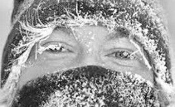 За сутки в Днепропетровской области замерзли 28 человек