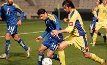 Сборная Украины по футболу примет участие в турнире на призы Футбольной ассоциации Кипра