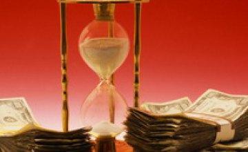В первом полугодии 2010 года днепропетровский бюджет недополучил 96,1 млн грн