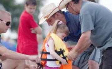 За прошедшие сутки от жары в Днепропетровске пострадало 80 детей