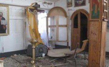 В деле о взрыве в запорожском храме появились новые подробности