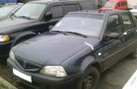 В Днепропетровской области нашли угнанный в Донецкой области автомобиль