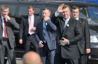 Телохранители Януковича говорят на трех языках и имеют высокий IQ