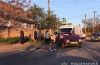 Совершил тройное ДТП, «убегал» от полицейских и врезался в жилой дом: в Кривом Роге задержали пьяного правонарушителя