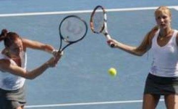 Украинки выиграли теннисный турнир Open Gaz de France