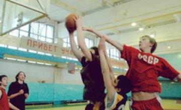 В Днепропетровске прошел финал Чемпионата Украины по минибаскетболу