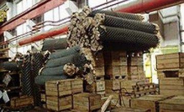 В Желтых Водах открывается новый метизный завод