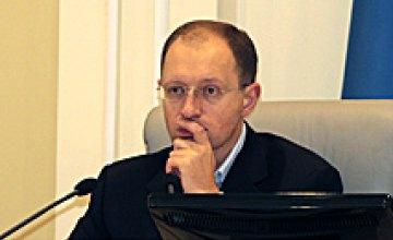 Яценюк предложит 5 пунктов преодоления кризиса