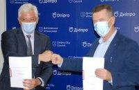 Завдяки домовленості Бориса Філатова з ЄБРР у Дніпрі термомодернізують ще 98 будівель бюджетних закладів міста