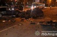 Смертельное ДТП в Днепре: травмированный водитель «Mercedes» задержан (ФОТО)