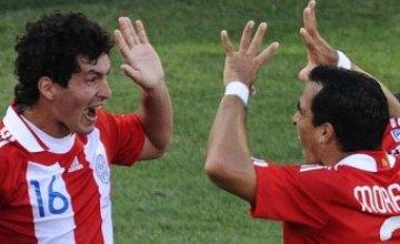 Парагвай обыграл Словакию 2:0