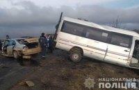 В Одесской области произошло ДТП с участием маршрутки: число пострадавших возросло до 14 человек
