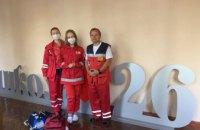 Школьников Днепропетровщины обучают оказывать пострадавшим экстренную медицинскую помощь