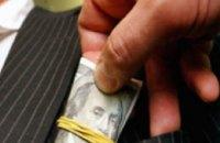 В Украине стали брать на 60% больше взяток