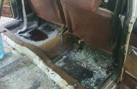 В автомобиле на Днепропетровщине разорвалась граната: погиб 71-летний мужчина