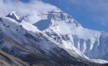 Украинские альпинисты сыграют первый матч Евро на Эвересте