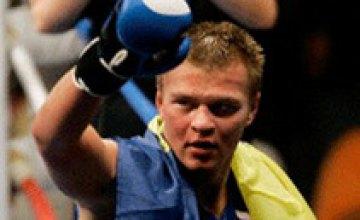 Украинский боксер Вячеслав Глазков снялся с соревнований