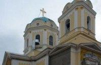 Виктор Бондарь передал Свято-Троицкий собор Днепропетровской епархии