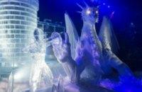 В Лондоне открыли самый большой в мире ледяной парк (ФОТО, ВИДЕО)
