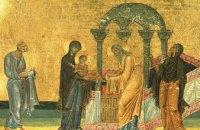 Сегодня православные отмечают Сретение Господне