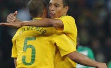 Сборная Бразилии вышла в плей-офф Чемпионата мира
