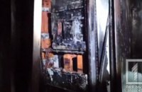 В Кривом Роге произошел пожар на территории предприятия (ВИДЕО)