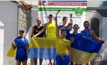 Спортсмен из Днепропетровщины Артем Казбан покорил международный марафон в Болгарии