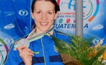 Виктория Терещук принесла бронзовую медаль для Украины в современном пятиборье