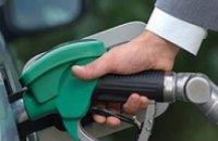 В Днепропетровске цена на бензин упала на 0,15 грн.