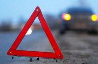 В Киеве в лобовом ДТП погиб 22-летний водитель, четверо госпитализированы