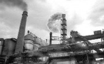 18% всех атмосферных загрязнений Украины принадлежат предприятиям Днепропетровской области