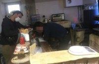 В Днепре за нарушение правил карантина полиция оштрафовала владельца кафе