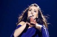 Джамала вышла в финал «Евровидения»