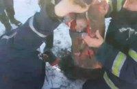 На Днепропетровщине 7-летний мальчик провалился в трехметровую скважину (ФОТО)