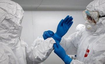 Днепропетровская область занимает 3-е место в Украине по темпам распространения коронавируса