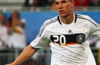 Поляк принес победу сборной Германии