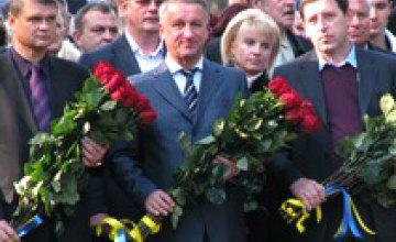 14 октября Днепропетровск отметил День украинского казачества