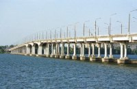 Стало известно, когда стартуют ремонтные работы на Новом мосту в Днепре
