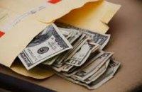 В Днепропетровской области глава сельсовета попался на взятке в $3 тыс