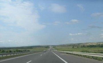 «Укравтодор» откроет дорогу Харьков-Днепропетровск ко Дню независимости