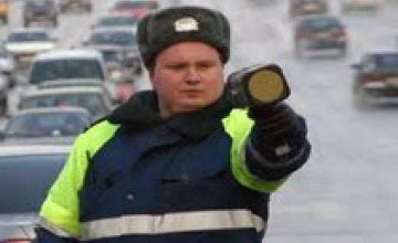 Автомобильная погоня в Павлограде: ГАИ задержали пьяного 17-летнего водителя на угнанной машине