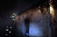 В заброшенном здании в Днепре нашли обгоревшее тело мужчины
