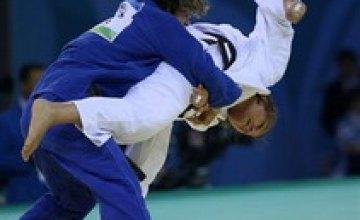 На турнире «Большого шлема» днепропетровская дзюдоистка завоевала «бронзу»