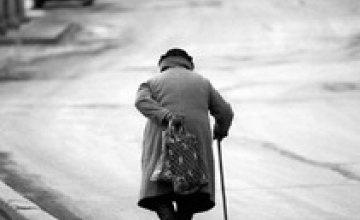 В Днепропетровске пенсионерка стала жертвой собственной страсти